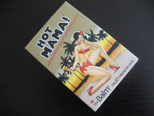 TheBalm Hot Mama!