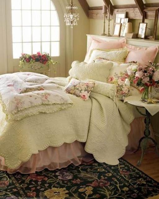Idee fai da te per arredare la camera da letto in stile - Idee shabby da creare ...