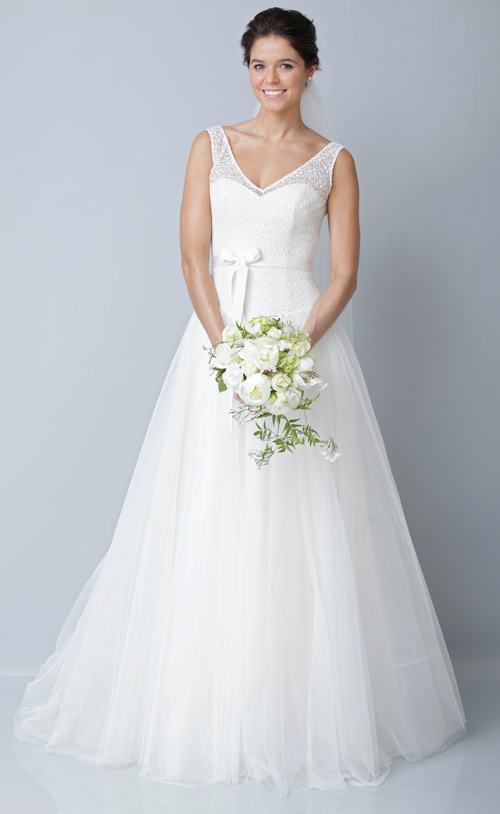 Spring 2013 Wedding Dresses By Theia