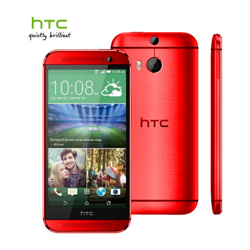 HTC One (M8) Red