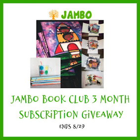Jambo Book Club 3 Month Subscription Giveaway
