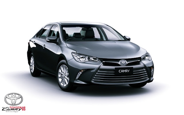 2016 Toyota Camry Altise Release Date
