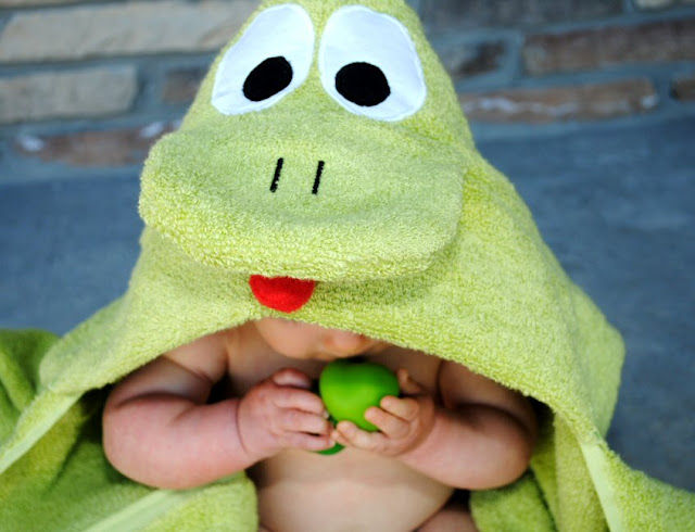 Hooded Towel for Infants and Toddlers