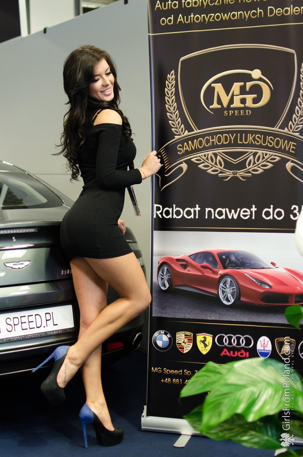 Warsaw Motoshow 2015 MG Speed  Zdjęcie 29