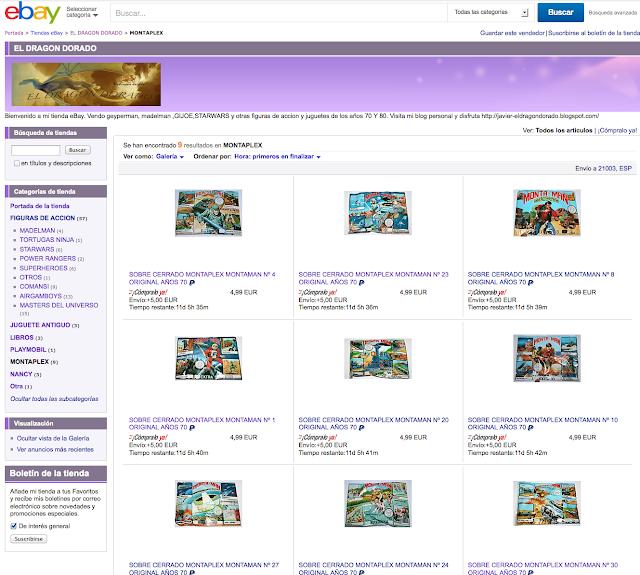 http://stores.ebay.es/EL-DRAGON-DORADO