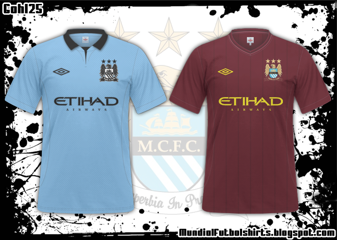 Manchester City 2012 2013  Barclays Premier League