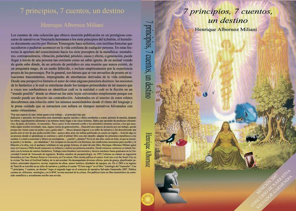 7 principios, 7 cuentos, un destino
