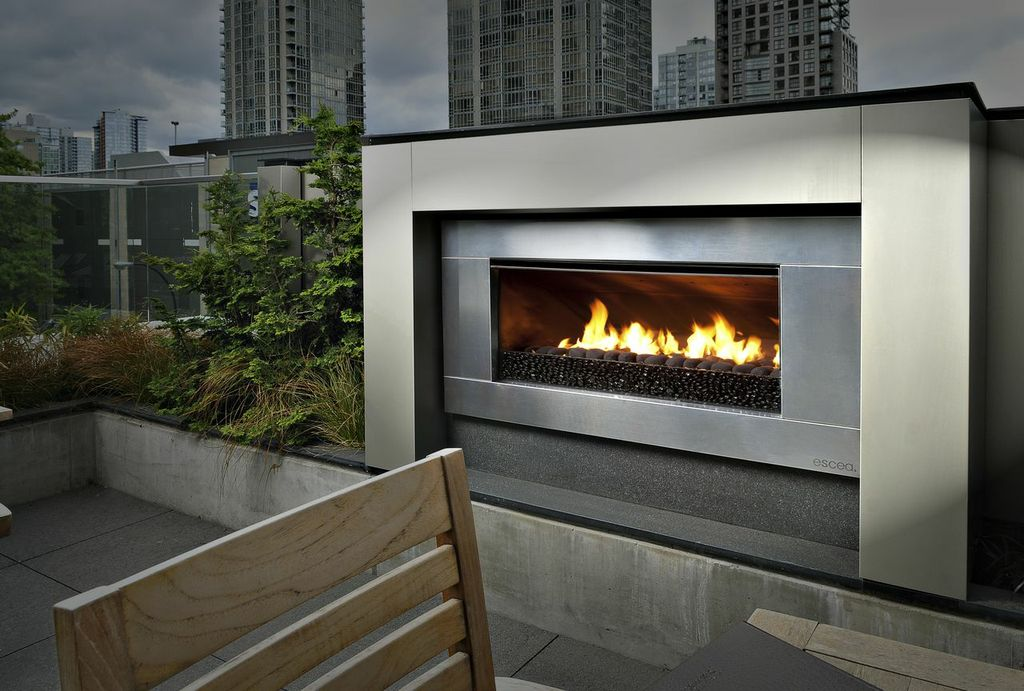 Escea sales for Central fireplace