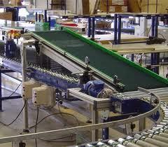 Băng chuyền hàng trong nhà máy