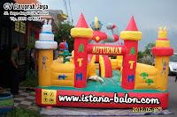 Istana Balon Auturman Ukuran 4x6