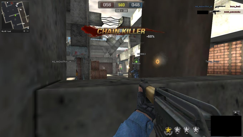 #Cheat Point Blank Update 03 Juli 2011 1 HIT Shotgun ( SG