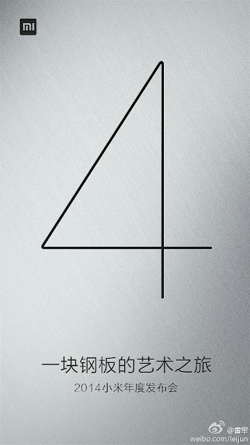 Xiaomi Mi4 Invite