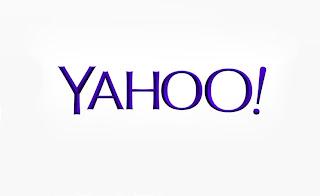 marrisa mayer Digital Native Yahoo new logo