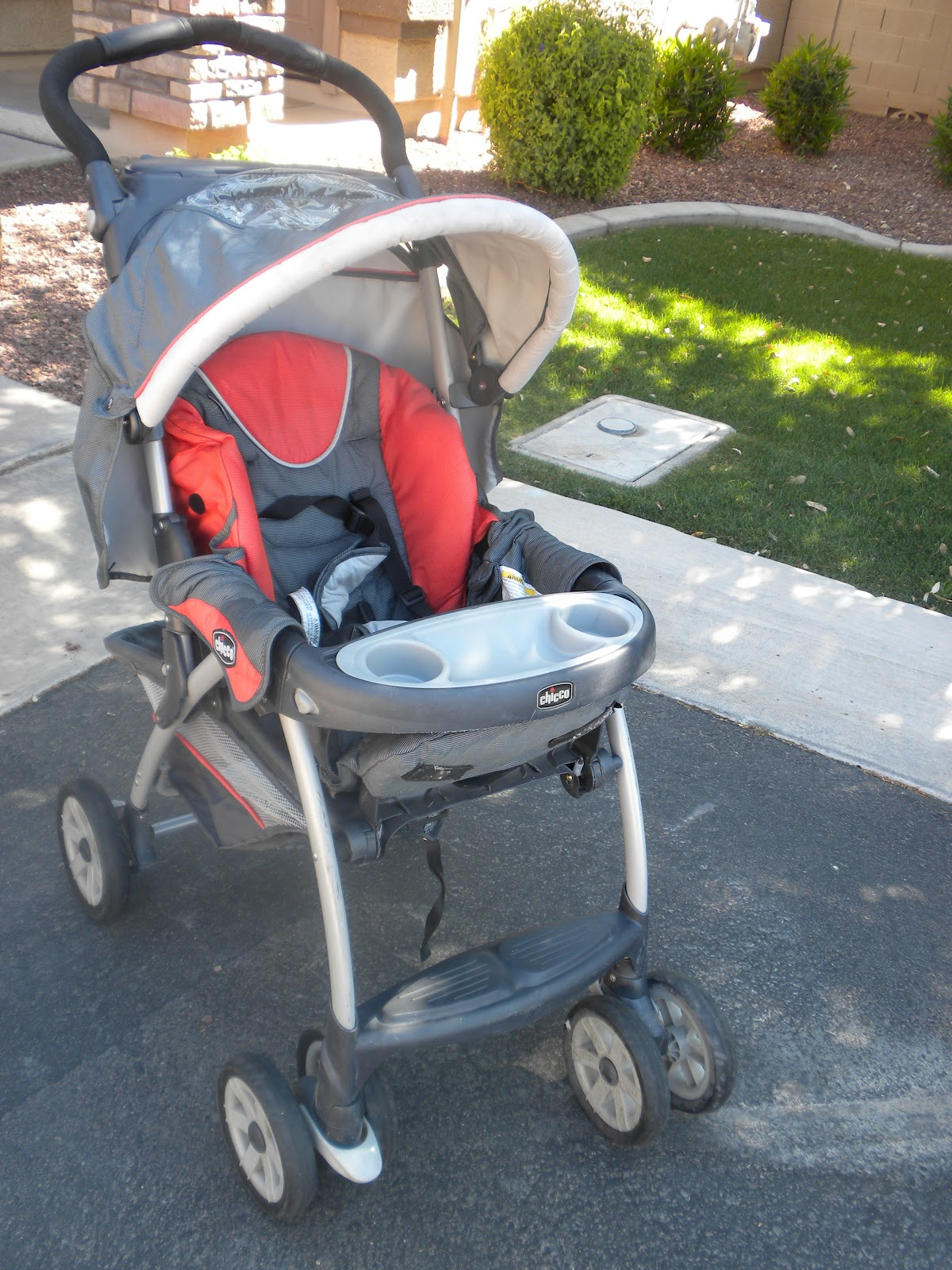 Instep Jogging Stroller Chicco Car Seat