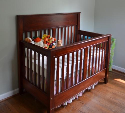 in 1 baby crib plans - Modern Baby Crib Sets
