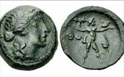 Τα νομίσματα της Αρχαίας Θουρίας