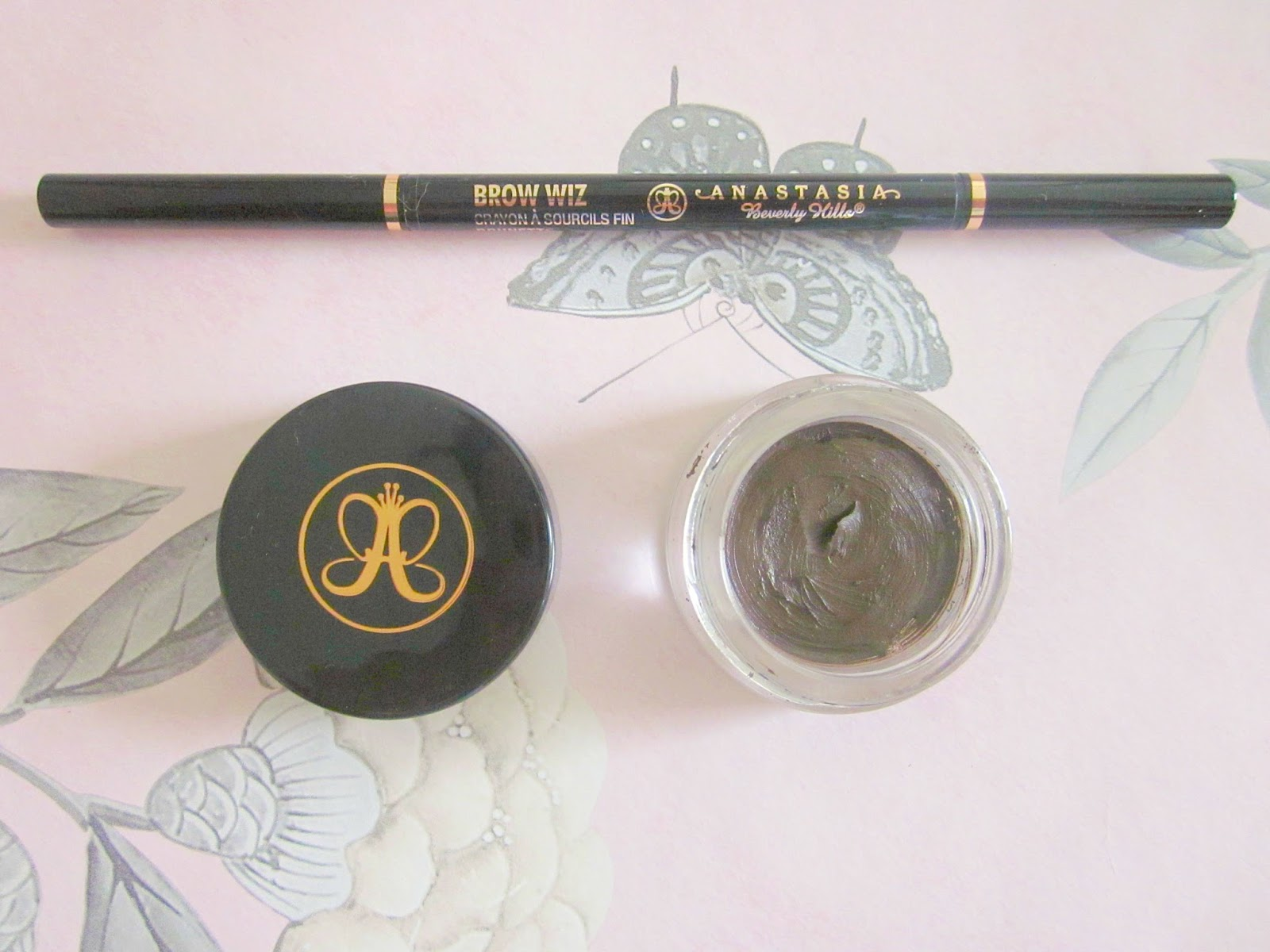 Anastasia Beverley Hills Brow Wiz and Dip Brow Pomade