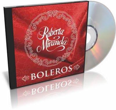 CD Roberta Miranda Boleros