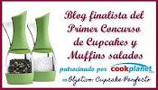 Primer concurso de muffins y cupcakes salados