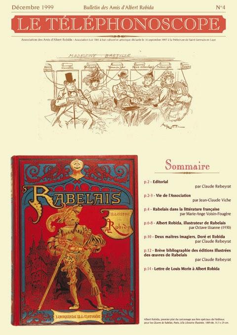 n°4 – Oeuvres de Rabelais