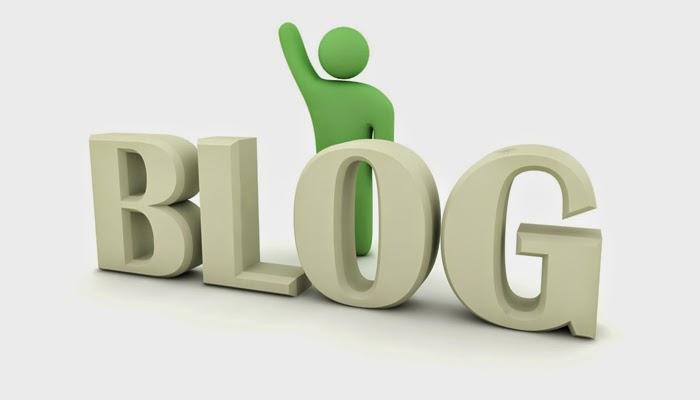 O que fazer na Internet durante o final de semana - Crie um blog