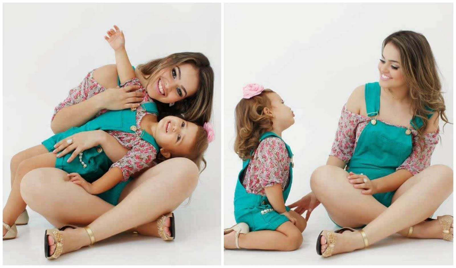 Nova Coleção Tal Mãe Tal Filha - Bela Pequena