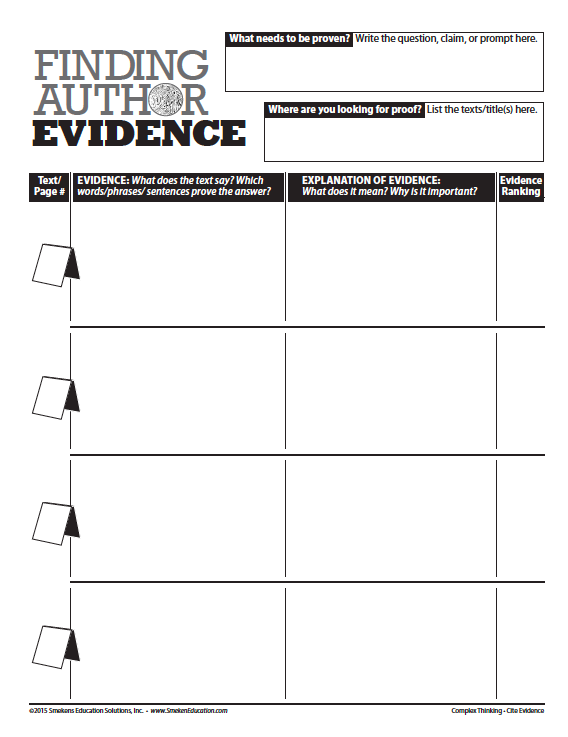 evidence based claim essay Explore faye harp's board claims, evidence, reasoning on pinterest good readers show evidence- bulletin board to encourage students to use evidence based terms to respond to their reading writing a claim of fact essay where to get a sample claim-evidence-reasoning.