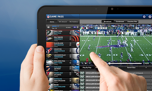 NFL Game Pass At Online Coupon Island