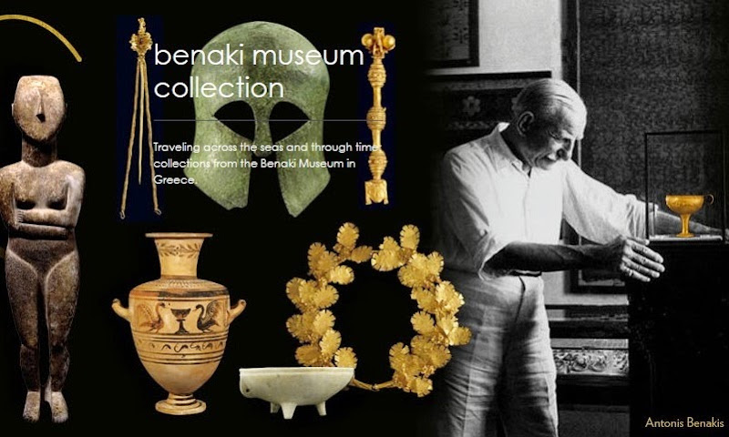Greek Treasures Across the Millennia From the Benaki Museum at the Hellenic Museum of Melbourne