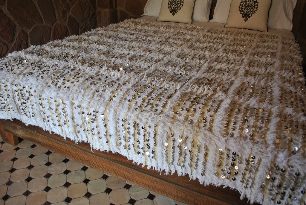 Confetti And Stripes Moroccan Wedding Blankets History