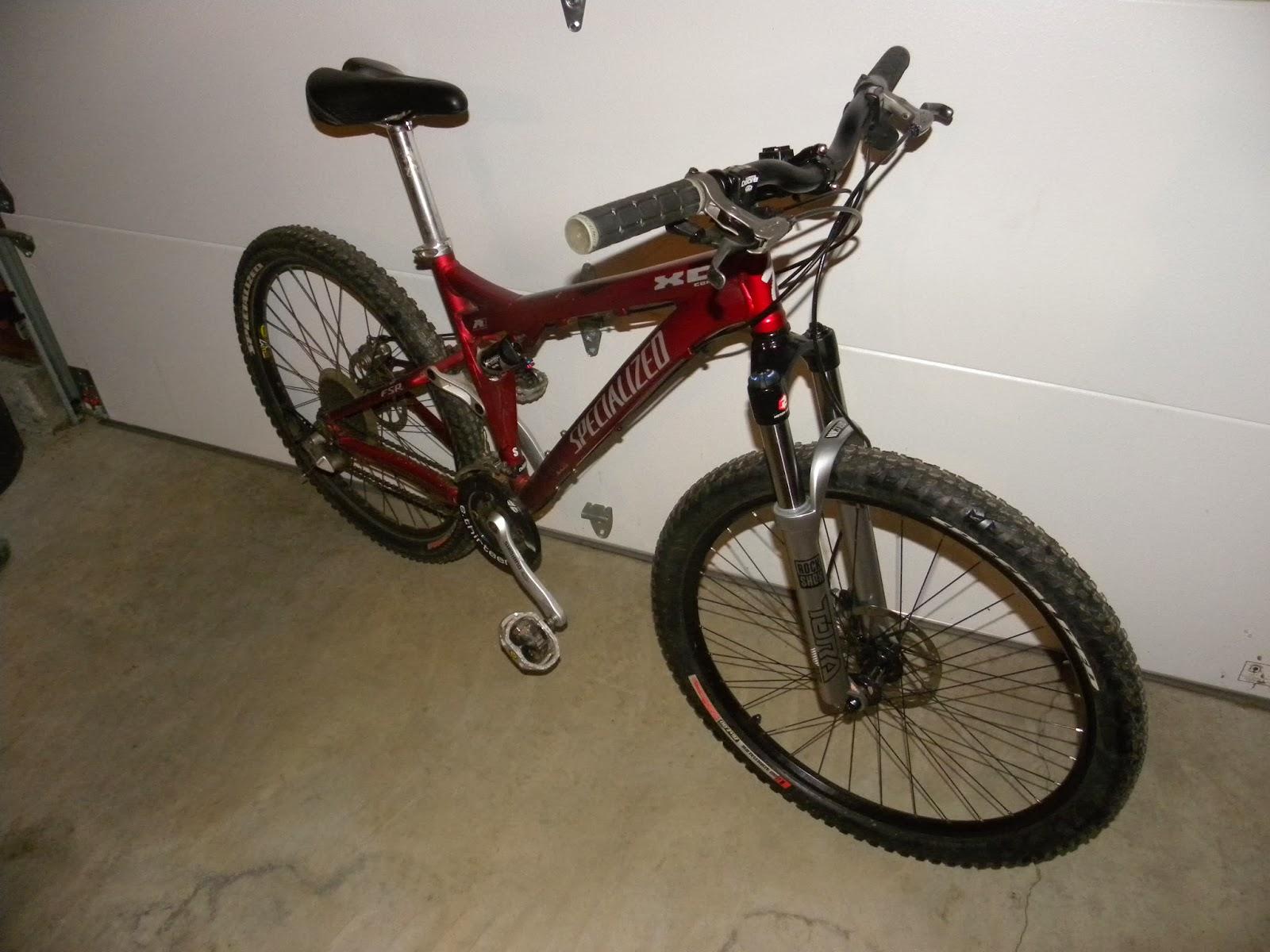 Brodsky Swim Bike Run Blog For Sale 06 Specialized Fsr