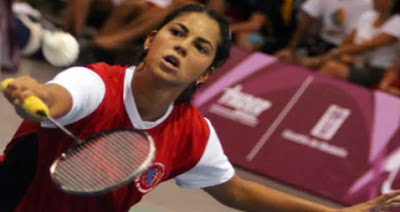 Peru badminton