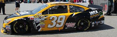 Ryan Newman car