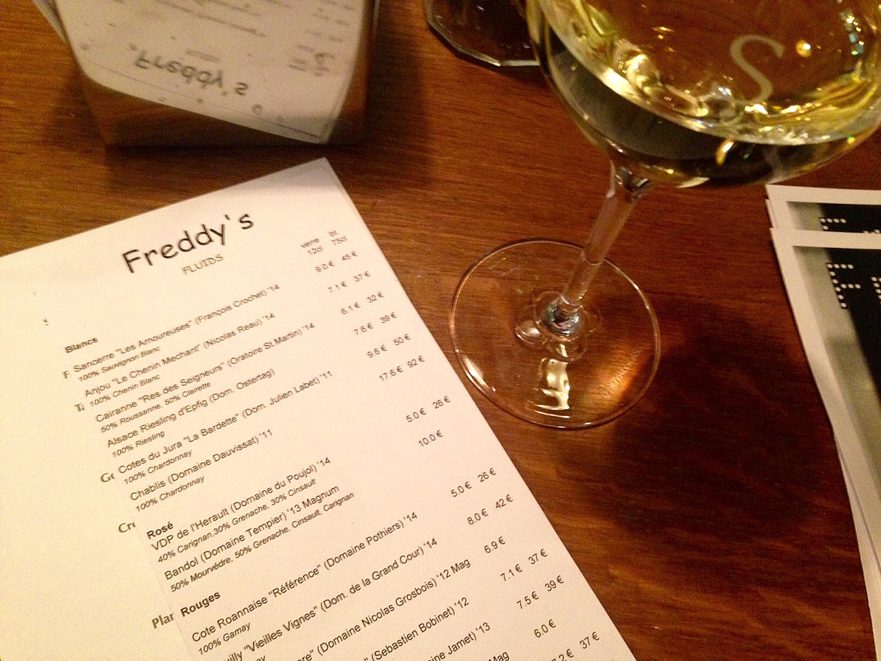 Freddy S Cafe De Paris