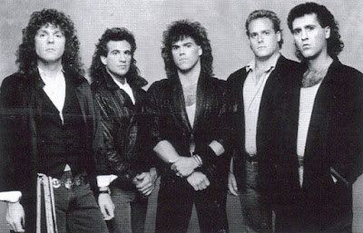 Outrider no way out 1991 Rick Thibodeau Billy DiBlasi David Flynn Bruce Davidson Larry Hagopian aor melodic rock