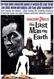 Watch The Last Man on Earth Online Free 1964 Putlocker