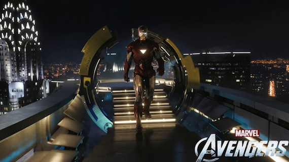 Download iron man 3 wallpapers high resolution