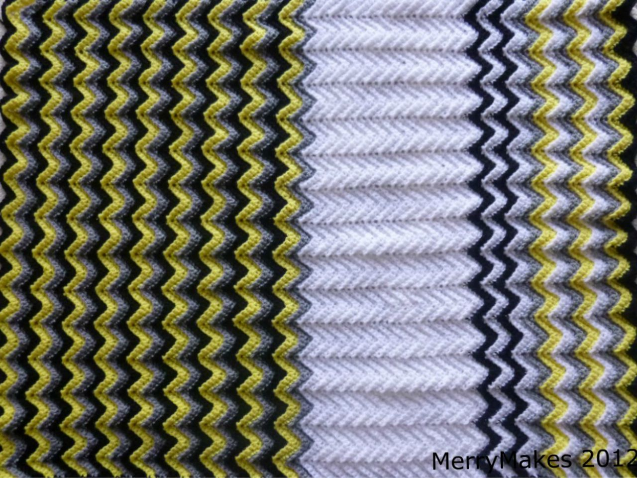 Vintage knits and chevron crochet baby blanket merry makes and for some reason i seem to have picked the most tedious chevron baby blanket pattern in the entire crocheting world or is that just my old friend bankloansurffo Image collections