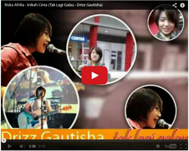 Riska Afrilia - Inikah Cinta (Indonesian Idol Audisi)
