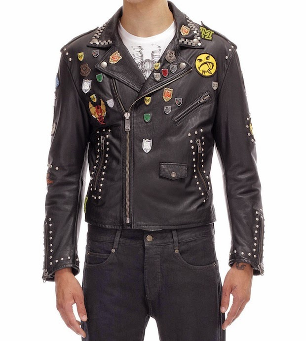 How To Make A Punk Rock Leather Jacket EHow | Fashion's ...