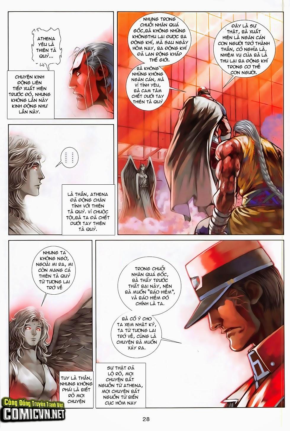 Ba Động Quyền Z Hadouken Zero chap 15 - Trang 28