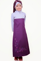 6 Model Baju Gamis Anak Terbaru Gambar Model Baju Batik