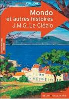 Mondo et autres histoires de JMG Le Clézio