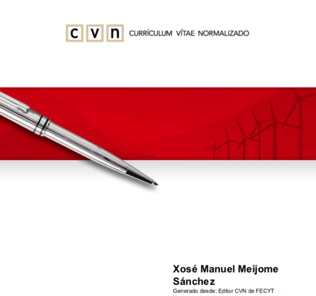 Curriculum CVN