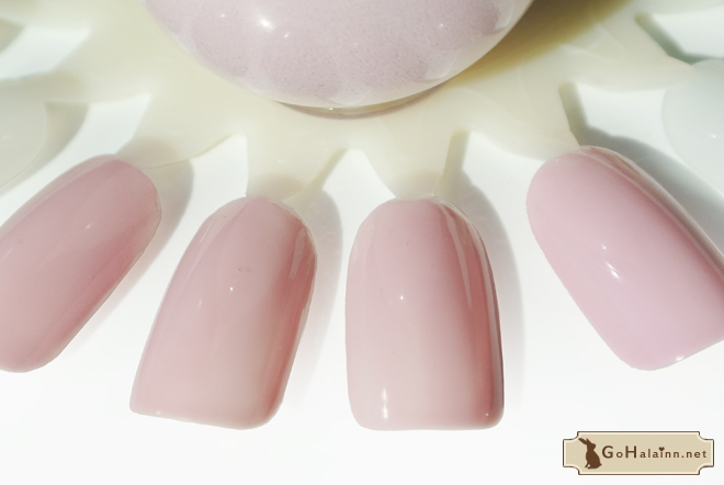 Etude House Ice Cream Nails PP501 Blueberry Review
