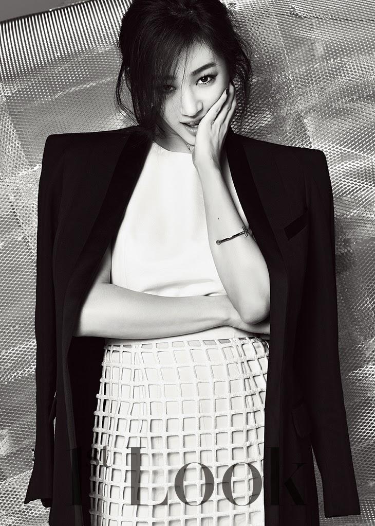 Jeong Ryeo Won - 1st Look Magazine Vol. 64