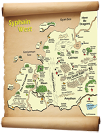 A Map of Syphain