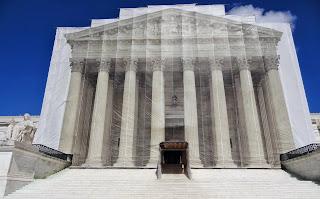 Supreme Court Façade