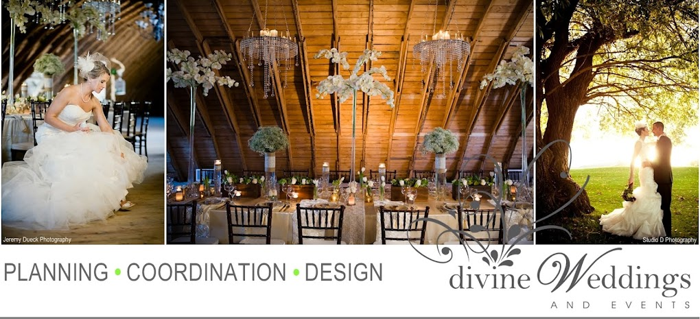 Divine Weddings - Winnipeg Wedding and Event Planner
