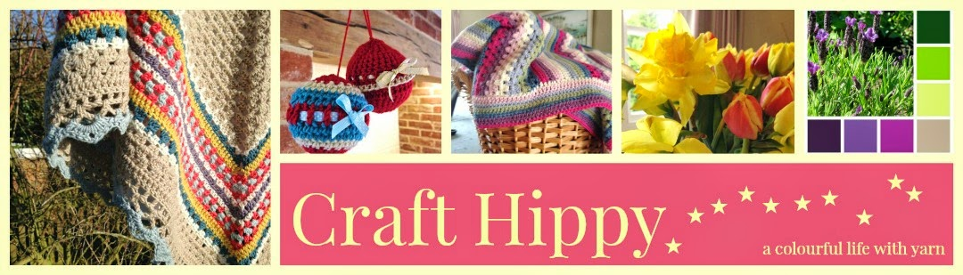 Craft Hippy ..... a colourful life with yarn